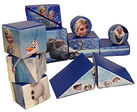 Frozen Soft Play